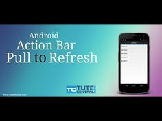 Android Pull To Refresh Demo