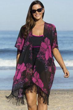 fecac4ccd3846 62 Best Plus size beach wear images