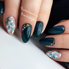 NagelDesign Elegant ( My goodness! These are go… ) – NagelDesign Elegant ♥ Acrylic Nail Designs, Nail Art Designs, Acrylic Nails, Pretty Nail Designs, Fancy Nails, Cute Nails, Pretty Nails, Nailed It, Elegant Nails
