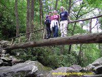 Mochila y GPS: El este de Estados Unidos II: Land between the Lakes y Great Smoky Mountains