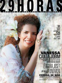 revista 29HORAS - ed. 43 - maio 2013  Revista mensal com agenda cultural de São Paulo, distribuída no Aeroporto de Congonhas. Capa: Vanessa da Mata