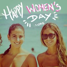 I wish you a happy women's day! | #InternationalWomensDay #Happy #WomensDay