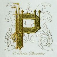 The Citadel Alphabet- P