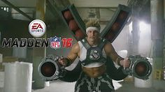You can hate Madden you can love it you can just not care about it in general but I think we can all agree that this trailer was a true gem. Youtube M, Julio Jones, Ea Games, Dave Franco, Madden Nfl, Rob Gronkowski, Colin Kaepernick, Human Mind, What Happens When You