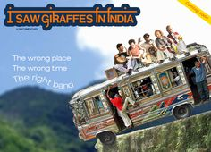 Have you seen giraffes in India?