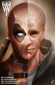 Deadpool Split