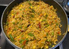 Zöldseges curry kezdőknek   Mangal Ica receptje - Cookpad receptek