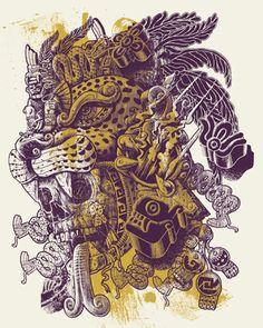 aztec jaguar - Поиск в Google