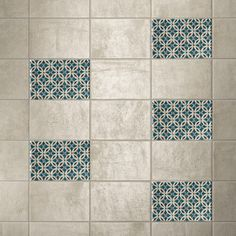 Valentino Geometric Decor NB - there's a whole ranges of these which are quite nice Bed And Beyond, Patchwork Tiles, Kitchen Wall Tiles, Geometric Decor, Vertical Or Horizontal, Eclectic Design, Splashback, Tile Patterns, Tile Floor