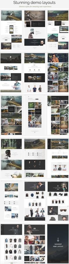 Best Multipurpose Responsive WordPress Theme 2015: The new age of web development starts with the Ronneby #WordPress Theme. It has 18 incredible unique layouts. 13 Stylish blog and 41 portfolio page will shape your works with versatile templates. Responsive and #UX #design are its core features. Latest News & Trends on #webdesign and #webdevelopment | http://webworksagency.com