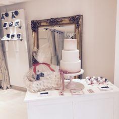 Bridal Boutique, Vanity, Mirror, Furniture, Home Decor, Dressing Tables, Powder Room, Decoration Home, Room Decor