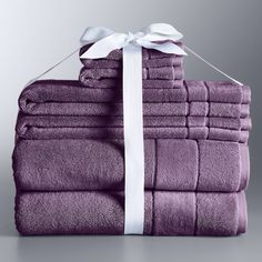 Luxury Towels, Bath Towel Sets, Simply Vera, Washing Clothes, Vera Wang, Hand Towels, Cotton, Kohls