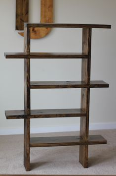 James+James Bookshelf, Solid Wood Furniture