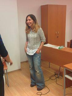 Raluca Popa, Social Business Manager las IBM şi blogger, invitata specială din data de 22.10.2014, la Masterul de Social Media şi Marketing Online, SNSPA. http://raluxa.com/