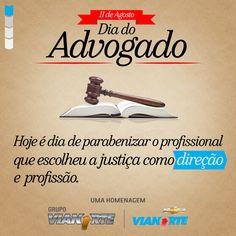 Grupo Vianorte - Dia do Advogado