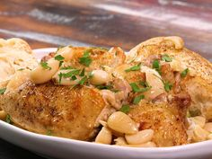 Our take on chicken with 40 cloves of garlic, made for the Instant Pot, puts a fast and easy spin on the classic dish. Enjoy this flavor...