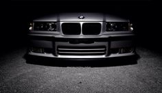 BMW E36 M3 b&w