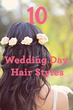 Finishing Touches: 10 Wedding Hair Ideas #4 by #CoutureEvents and #ThorneArtistry