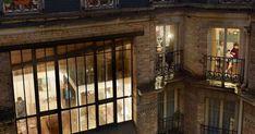 dans l'intimité des Parisiens / Gail Albert Halaba. Courtesy éditions de la Martinière