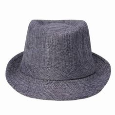 Wide Brim Panama Fedora Hats for Women Men Jazz Caps Unisex Top Beach Visor Hat Straw Cap Brief Style Free Shipping DWT