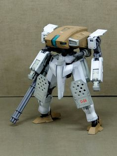 Sea Of Stars, Anime Military, Lego Mecha, Frame Arms, Mechanical Design, Armored Vehicles, Lego Creations, Archer, Enemies