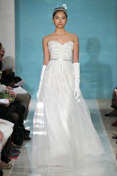 Reem Acra | Bridal Spring 2013