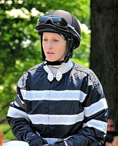 Rosie Napravnik became the first female rider to win the Louisiana Derby when she rode Pants On Fire to victory en route to also becoming the first woman to win the Fair Grounds riding title in late March 2011