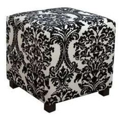 More damask everywhere please.