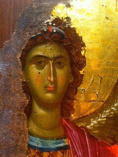 Icône de St Michel Archange                              …