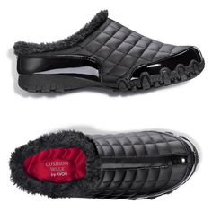 Quilted leatherlike upper with faux-fur lining keeps you warm. Wide width. Treaded sole. Regularly $34.99, buy Avon Fashion online at http://eseagren.avonrepresentative.com