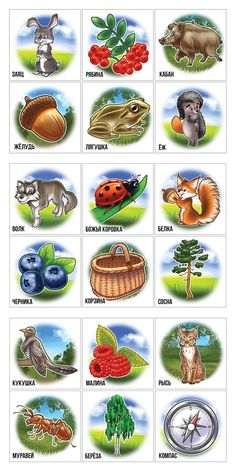 Russian Language Lessons, Russian Language Learning, Free Preschool, Preschool Worksheets, Activities For Kids, Crafts For Kids, Learn Russian, Paper Gift Box, Montessori Materials