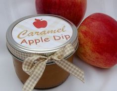 Super Simple Caramel Apple Dip--for our third week of school! Trip to the orchard and yummy Carmel apples!