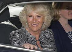 Duchess of Cornwall on her 65th birthday...