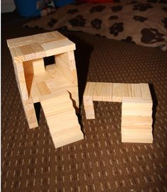 My Jenga D.I.Y Toys :D - Page 6 - Hamster Central