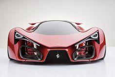 Der italienische Designer Adriano Raeli enthüllt den inoffiziellen Nachfolger des Ferrari LaFerrari. Trotz seiner italienischen Wurzeln ist Adriano Raeli leider...