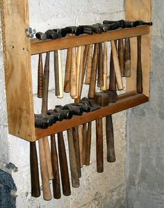 Storage for hammers