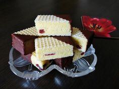 Raspberrybrunette: Kokosová griláž Czech Recipes, Vanilla Cake, Christmas Cookies, Waffles, Cake Recipes, Cheesecake, Food And Drink, Baking, Breakfast