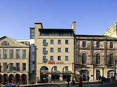 Ibis Edinburgh Centre Royal Mile - $88/night, .35 miles from city center