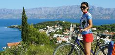 Bicycle tours in Europe and river cruises around the world.