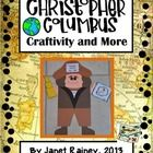 Students will enjoy learning about Christopher Columbus with this adorable craftivity, Ship's Log Accordion Fold Book, and much more! By Janet Rainey