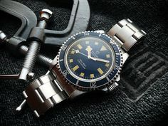 Tudor Submariner 9401/0 Snowflake