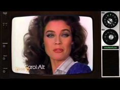 1985 - Cover Girl Mascara with Cheryl Tiegs, Carol Alt & Christie Brinkley - YouTube