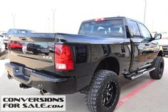 2012 Ram 1500 ST Quad Cab HEMI V8 Lifted Truck