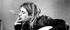 Kurt Cobain. ..Nirvana