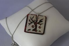 Tree of Life Necklace FJSS007 by FUELL on Etsy #handmade #jewelry
