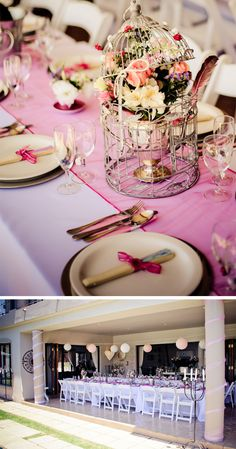 A Pink {Kitchen Tea} Party | Yes Baby Daily