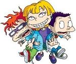 Rugrats all grown up Cartoon Cartoon, Cartoon Games, Rugrats Characters, Comic Book Characters, Fictional Characters, 90s Cartoons, Animated Cartoons, Old Nickelodeon Shows, Rugrats All Grown Up