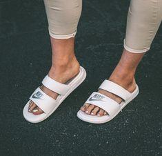 55e33ff553e Nike Tanjun Womens Slide Sandals