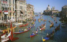 Le barche della Regata Storica - Venice Gondola WIKI | Venice Gondola Wiki