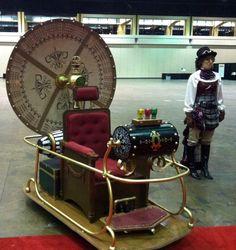 Time Machine awesomeness